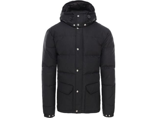 The North Face Sierra 3.0 Down Jacket Herre TNF Black